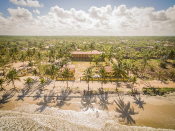 Pousada Em Ilha Paradisíaca - Canavieiras - 6864 | P.c.x