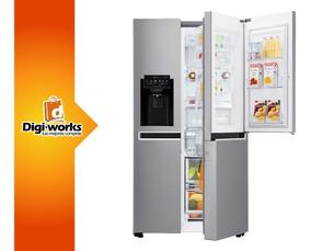 Lg Refrigeradora Door-in-door Con Dispensador 601lts Inc.iva