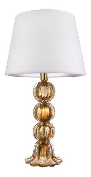 Abajur Murano Palles - Fendi Com Ouro