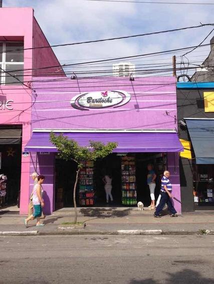 Passo Ponto Comercial Na Rua Silva Bueno