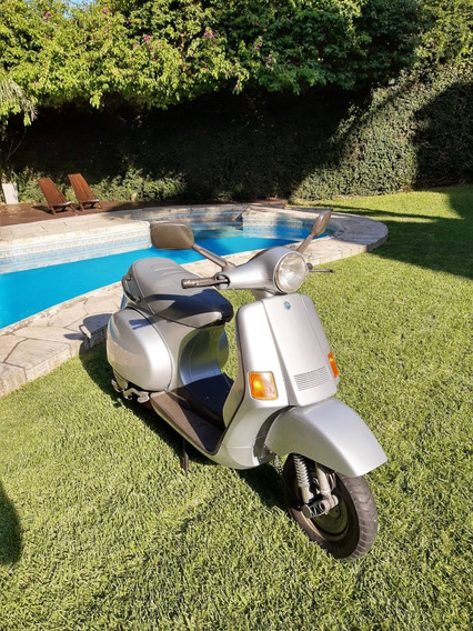 Vespa Piaggio 200cc Permuto Mayor Bmw Gs 1200/guzzi/triumph