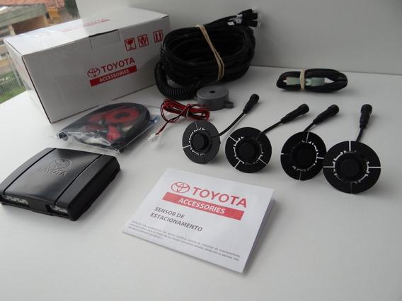 Sensor Estacionamento Ré Embutido Toyota Yaris Original