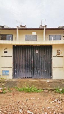 Casa No Mondubim Com 3 Quartos, Garagem, Quintal, Varanda