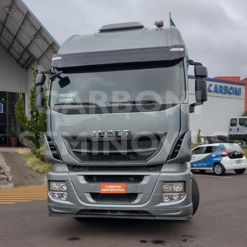 Imagem 1 de 8 de Iveco Hi Way 600s44t, Ano 2018/2019