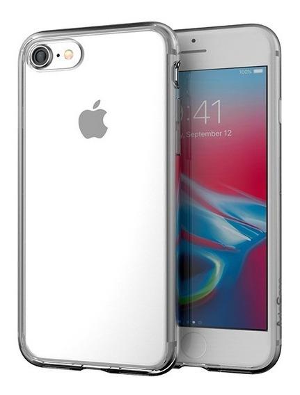 Forro Estuche Protección Artscase iPhone 8 Clear / Clear