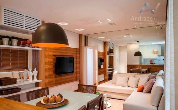 Apartamento Residencial À Venda, Mansões Santo Antônio, Campinas. - Ap0146
