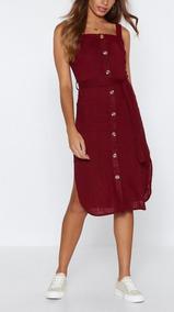 a8b7095bbe Vestido Vermelho Midi - Camisetas e Blusas para Feminino no Mercado ...