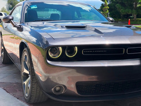 Dodge Challenger 3.6 Blackline De Cochera, Factura Original