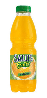 Agua Salus Frutte Naranja 600cc