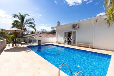 Casa Residencial À Venda, Condomínio Vista Alegre - Sede, Vinhedo. - Ca6295