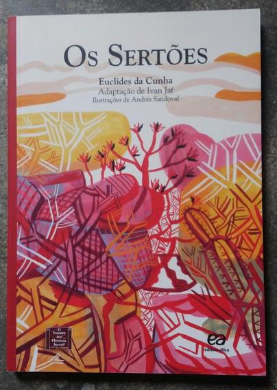 Livro Os Sertões - Euclides Da Cunha