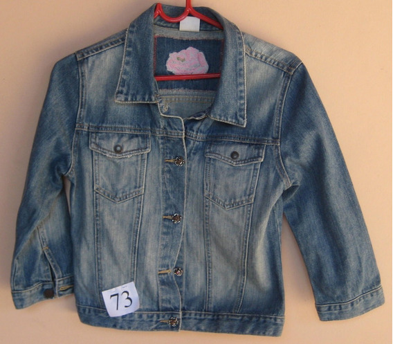 Jaqueta Jeans Da Marca Bay - Tam P (fem) (cod. J73)