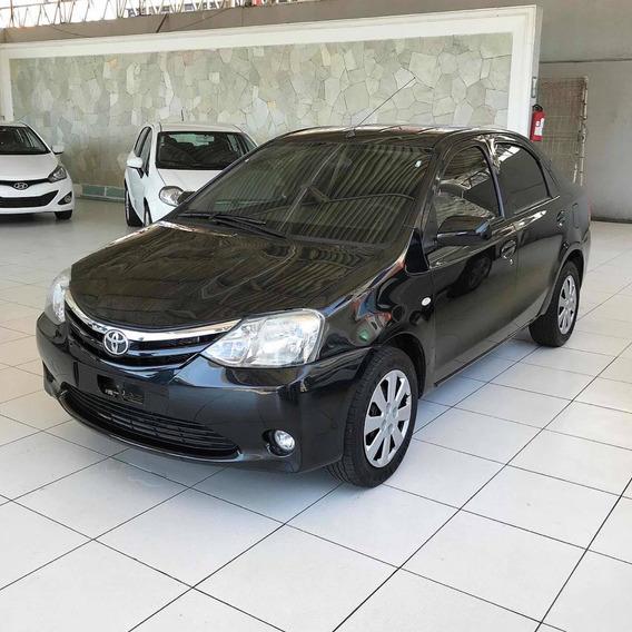Toyota Etios Sedán Xs 1.5 4p Flex