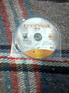 God Of War 1 Y 2 Para Ps3!!!