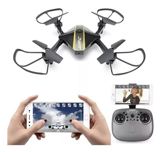 Drone Camara Wifi Celular Jjrc H44 Hd Vuelta A Casa En Vivo