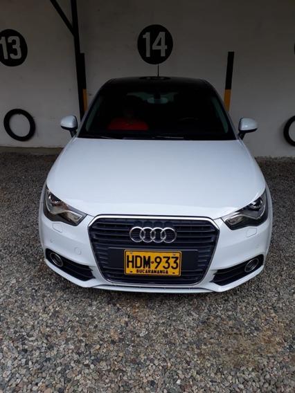 Audi A1 Automovil 2014
