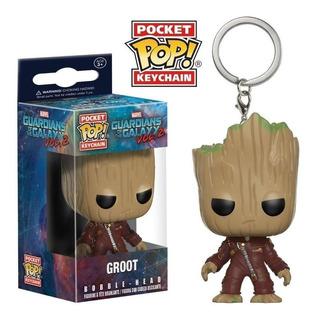 Llavero Funko Pop! | Marvel - Baby Groot