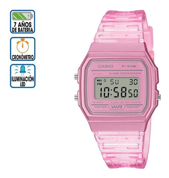 Reloj Casio Core F-91ws-4