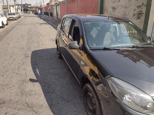 Imagem 1 de 10 de Renault Sandero 2014 1.0 16v Expression Hi-flex 5p