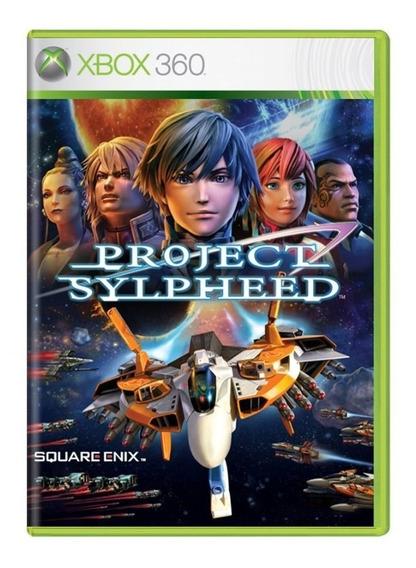 Game Project Sylpheed Xbox 360 (mídia Física)