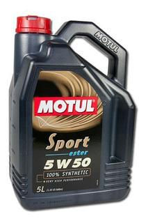 Motul Sport 5w50 X5 Lts. Envío Gratis