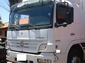 Mercedes-benz 1518atego, 2006 Truck,bau 10mts