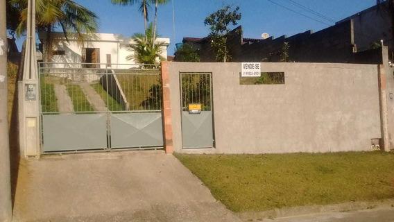 Casa 03 Quartos No Bairro Nova Guarapari/es - 3101