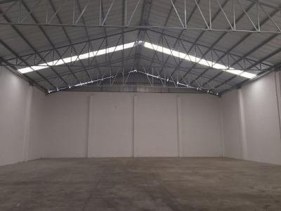 Renta De Bodega 400 M2, Federal A Tlaxcala