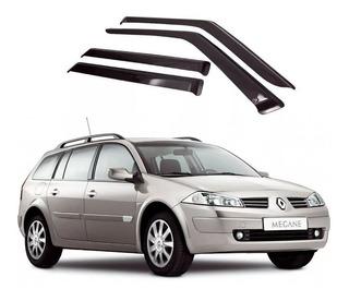 Calha Chuva Megane Grandtur Perua Renault 2007 A 2011 4 Pts