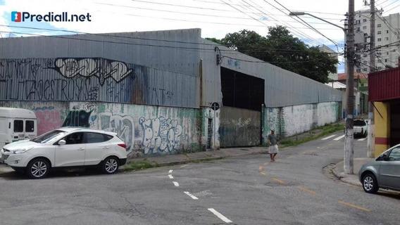 Galpão Para Alugar, 890 M² Por R$ 10.000,00/mês - Pirituba - São Paulo/sp - Ga0055