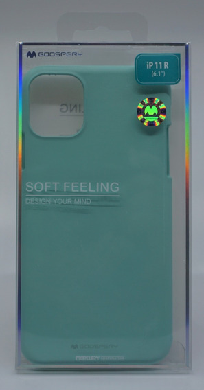 Funda Protector iPhone 11 (6.1) Goospery Sf Jelly Case