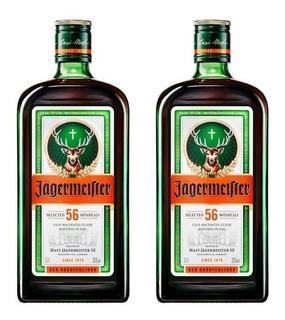 Jagermeister Aleman 2 Botellas Envio Gratis Caba En El Dia