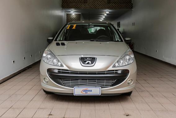 Peugeot 207 Passion 2011 1.4 Xr Sport Flex 4p