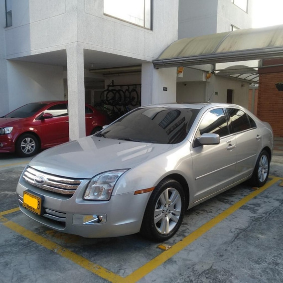 Ford Fusion 2008 ; Motor 6v 3.000 Cc ; 240 Hp ; Color Plata.