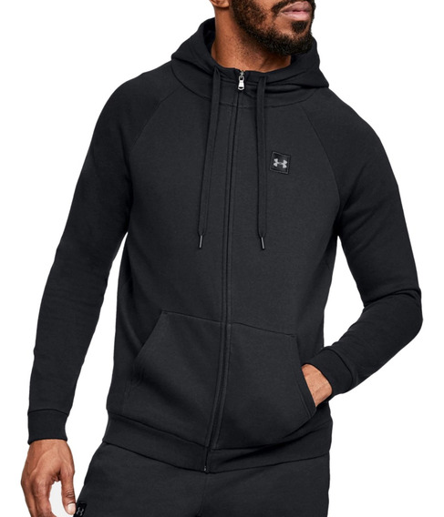 Campera Under Armour Training Rival Hombre Ng