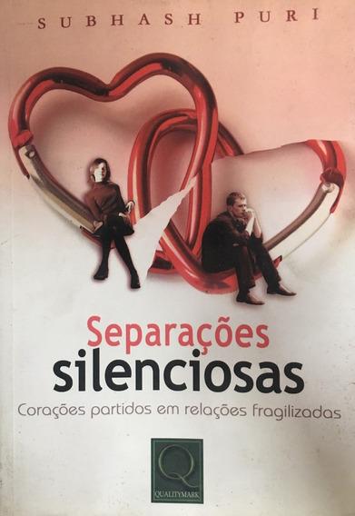 Livro Separações Silenciosas