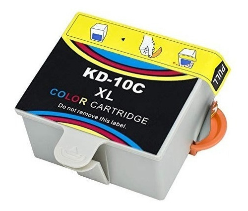 Imagen 1 de 3 de Cartucho Para Impresora Kodak Kd 10- 5210 Color