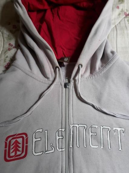 Blusa Moletom Element Original (peça Anos 2000)