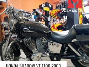 Honda Shadow Vt 1100 2003 Impecable