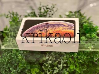 iPhone Xs Max 256gb Dourado - Anatel Nota, Case E Película