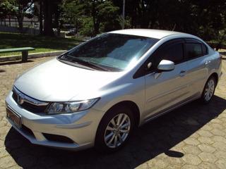 Civic 1.8 Lxs Automático Modelo 2013
