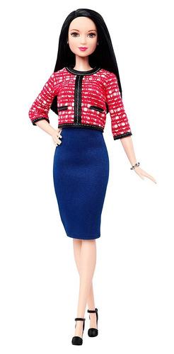 Barbie Candidata Política 60 Aniversario Mattel Gfx28