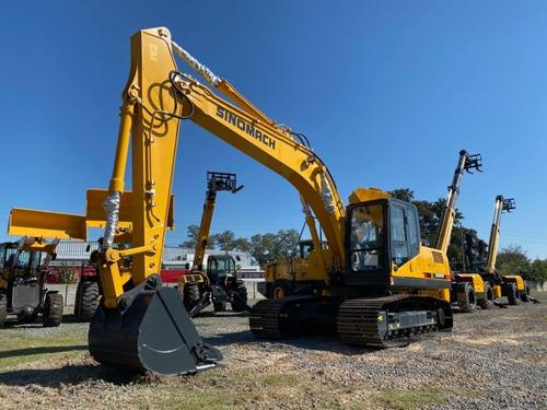 Excavadora 21 Toneladas - Sinomach Zg3210-9c - Zapata 80cm