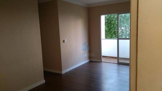 Apartamento Com 2 Dormitórios À Venda, 59 M² Por R$ 220.000 - Jardim Nova Mercedes - Campinas/sp - Ap1493