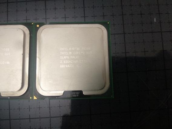 Intel Core E8300 Slapn Usado Funcionando + Pasta Térmica