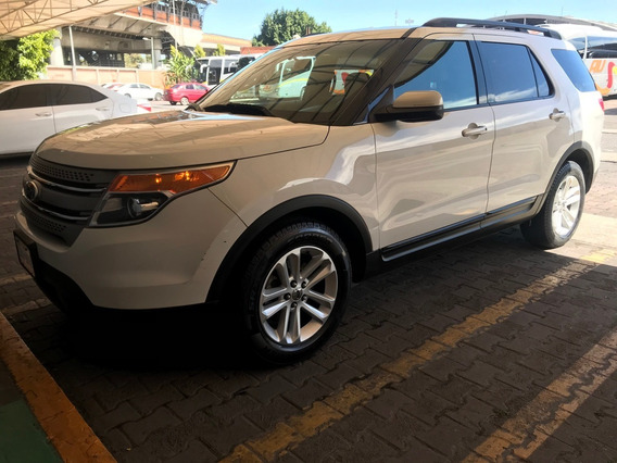 Ford Explorer 2011 Xl, V6 4x2 V/t Aut.