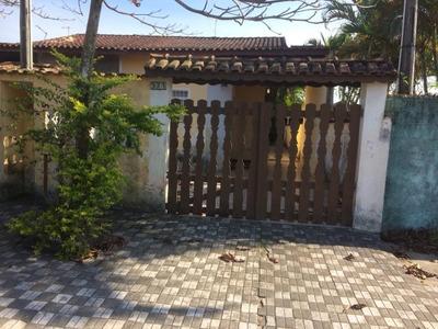 Casa Em Mongaguá Agenor De Campos A 700 M Da Praia