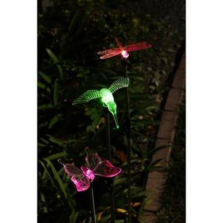 Luces Led Decorativas Para Jardin Hftm