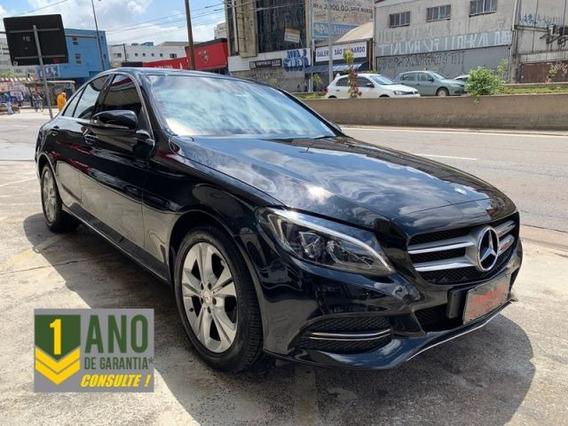 Mercedes-benz C-180 Cgi Avantgarde 1.6 16v Turbo, Fwf9350