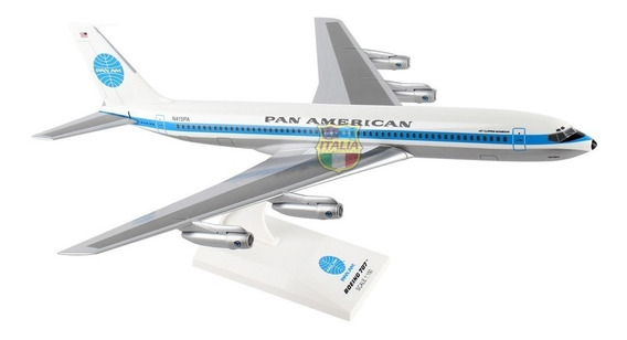 Boeing 707 Pan Am 1:150 Skymarks